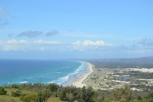 Moreton Island - Eastern Beach