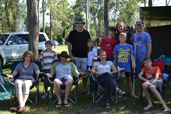 Amamoor Creek - Camping Crew