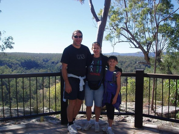 Cania Gorge - Family