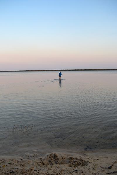 Boreen Point - The long walk