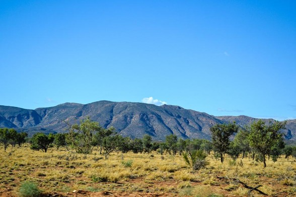 Alice Springs, Harts Range