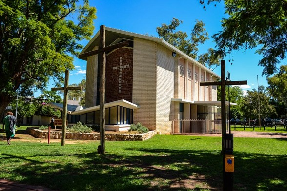 Alice Springs, John Flynn's Memorial Church