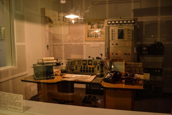 Alice Springs, RFDS, Old Comms Room