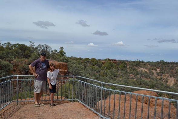 Winton, Age of Dinosaurs - Scenic Lookout
