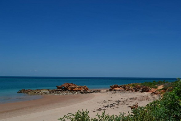 Broome, Entrance Bay