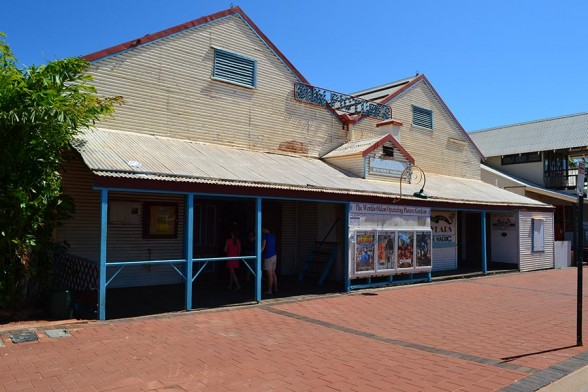 Broome, Sun Pictures