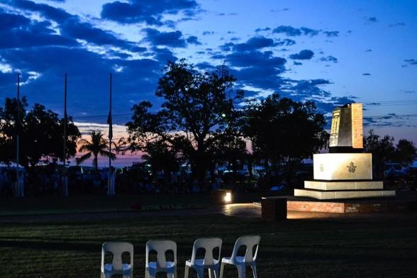 Broome, ANZAC Dawn Service