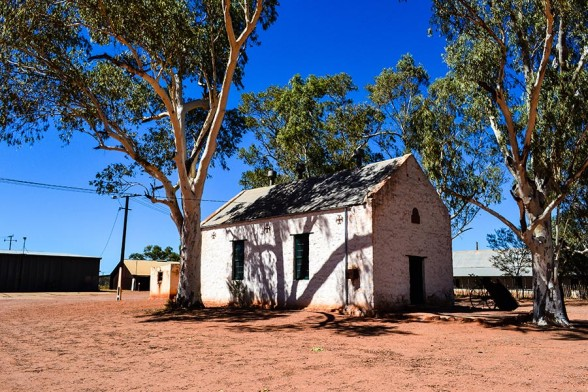 Hermannsburg, Old Lutheran Mission Church