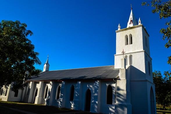 Broome, Beagle Bay Church