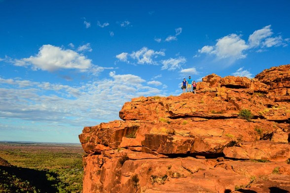 Kings Canyon, On Top of the World