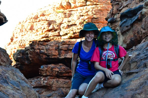 Kings Canyon, Susie and Charlie