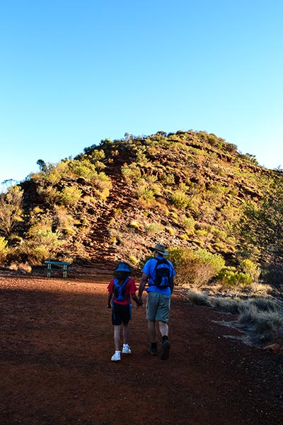 Kings Canyon, Walk Start