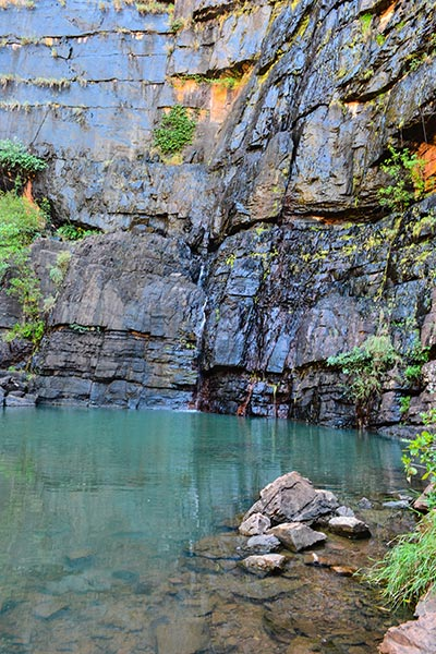 Kununurra, Black Rock Falls