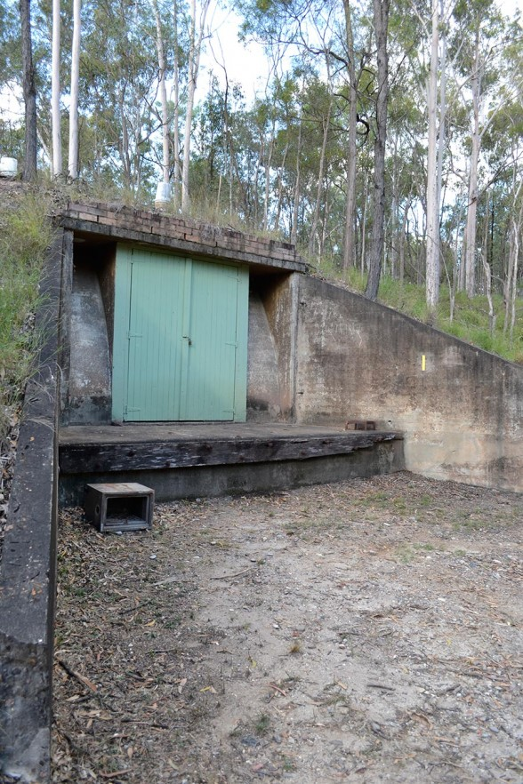 Possum Park, Miles - Munitions Bunker