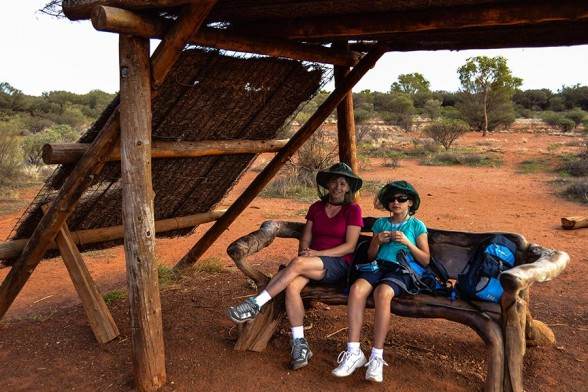 Uluru, Snack Break