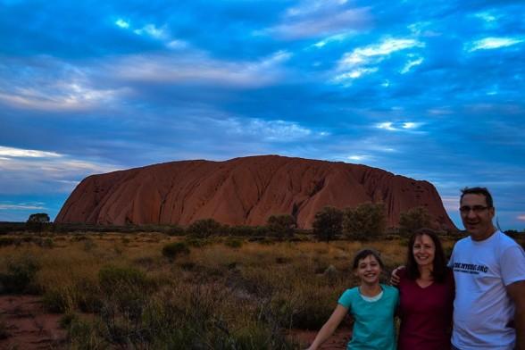 Uluru, There's Us