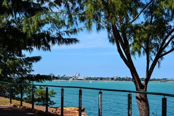 Darwin, East Point
