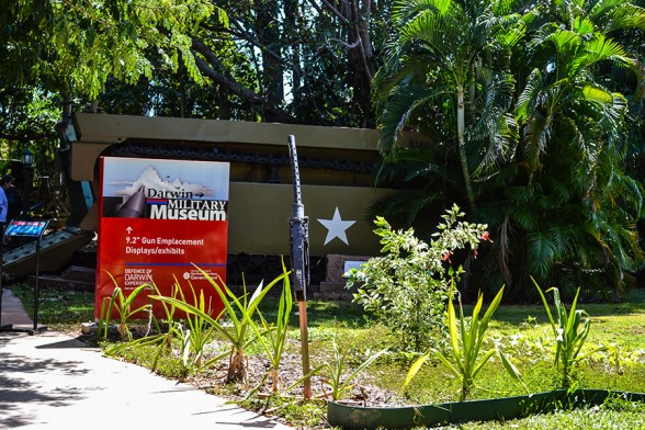 Darwin, Military Museum