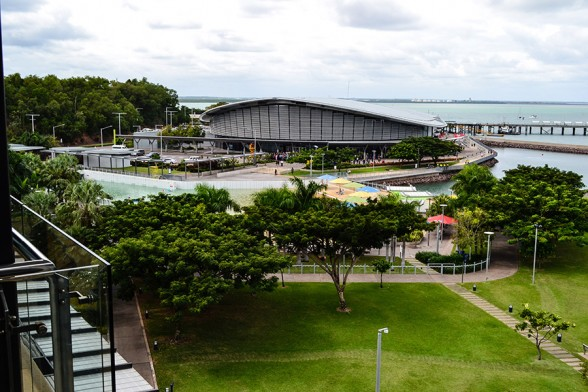 Darwin, Waterfront precinct