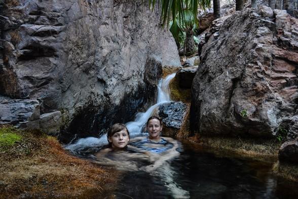 Gibb-River-Road, El Questro Zebedee Springs