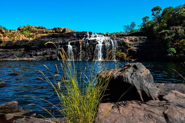 Gibb-River-Road, Manning Gorge Falls