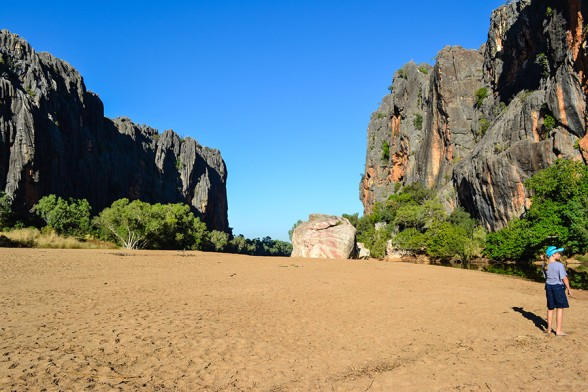 Gibb-River-Road,Windjana Gorge