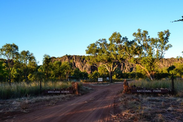 Gibb-River-Road,Windjana Gorge Camp