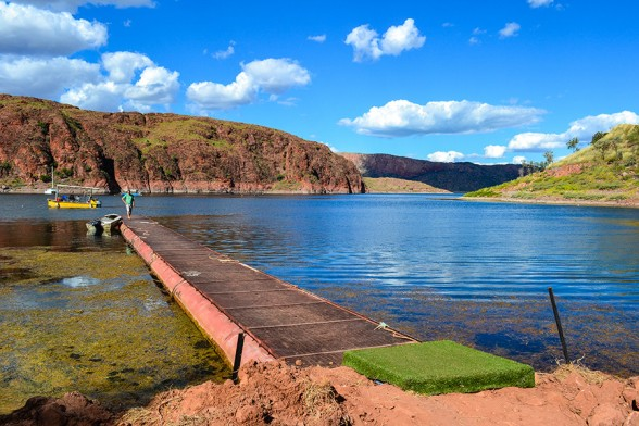 Lake-Argyle, Boat Ramp