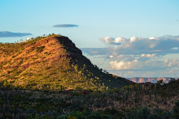 Lake-Argyle, Dress Mountain