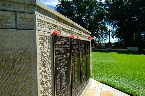 Litchfield-NP, Adelaide River War Cemetery