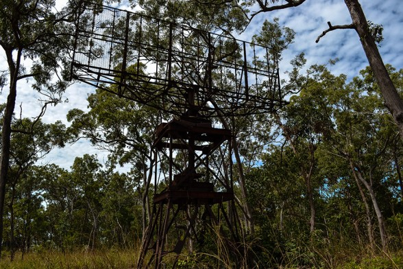 Cape-York, Mutee Head Radar