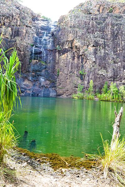 Kakadu, Gumlom Falls