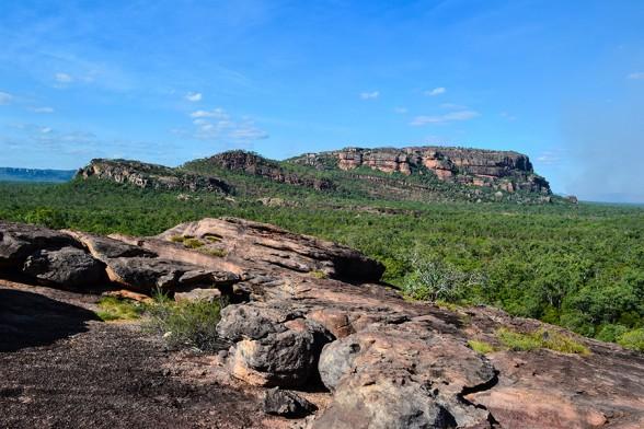 Kakadu, Nourlangie Rock