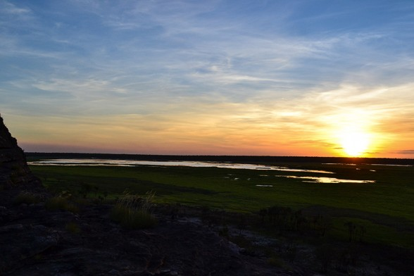 Kakadu, Ubirr Sunset
