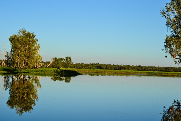Kakadu, Yellow Waters Billabong